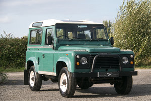 Land Rover 90 Defender Station Wagon 1985 Original Condition For Sale