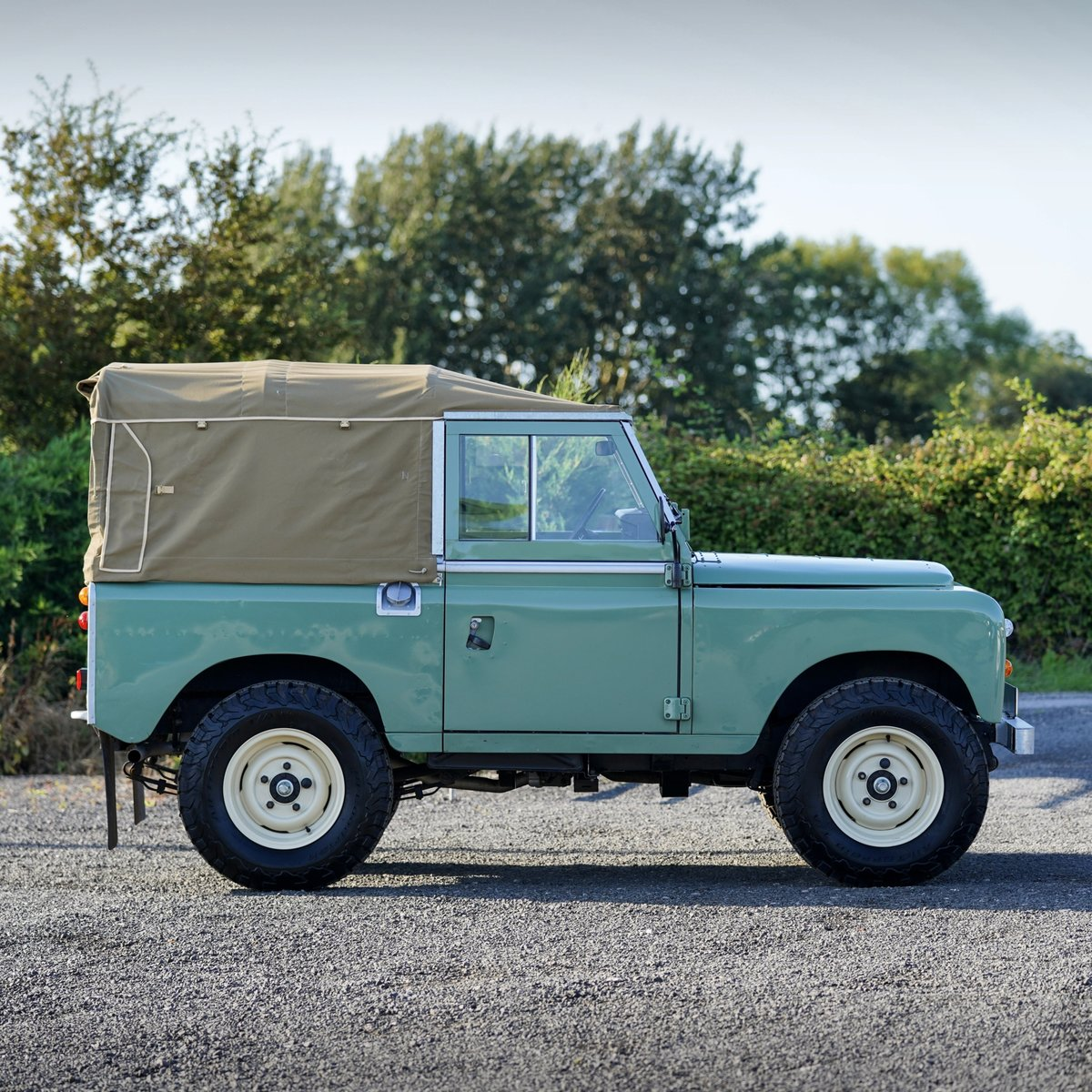 1975 Land Rover Series 3 88
