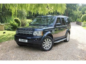 2012 Land Rover Discovery 4 3.0 SD V6 HSE 5dr GREAT VALUE, TOP SP For Sale