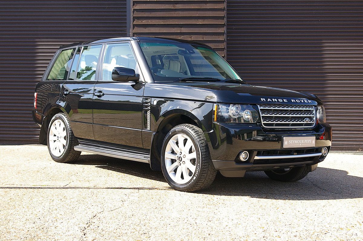2012 Rover Range Rover 4.4 TDV8 Westminster Auto (87,820 miles) SOLD (picture 1 of 6)