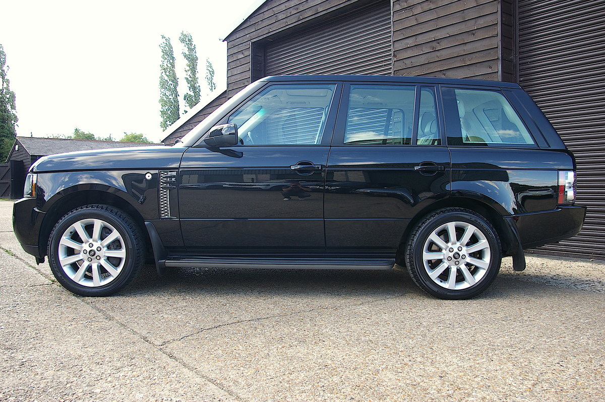 2012 Rover Range Rover 4.4 TDV8 Westminster Auto (87,820 miles) SOLD (picture 2 of 6)