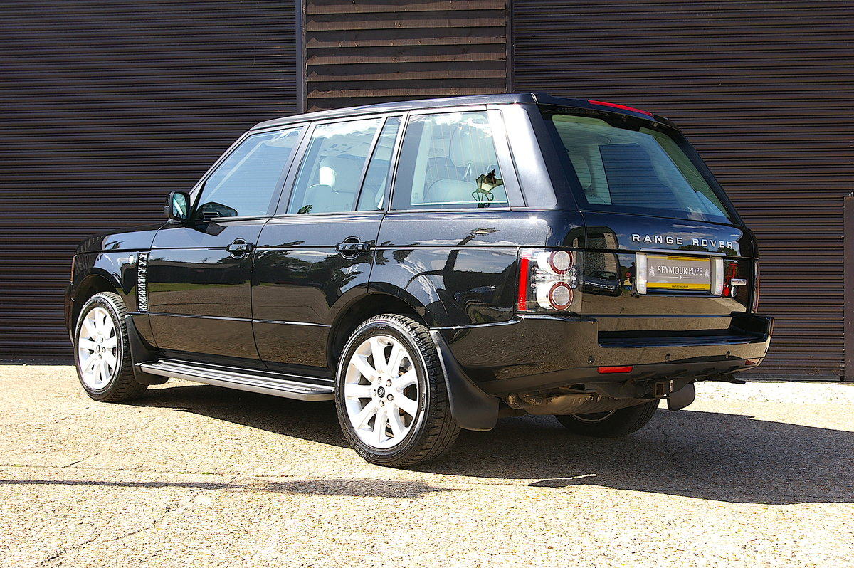 2012 Rover Range Rover 4.4 TDV8 Westminster Auto (87,820 miles) SOLD (picture 3 of 6)