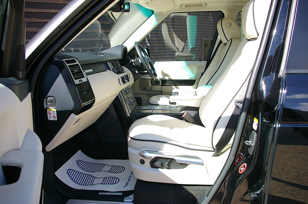 2012 Rover Range Rover 4.4 TDV8 Westminster Auto (87,820 miles) SOLD (picture 4 of 6)