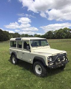 1993 Land Rover Defender 110 V8 original