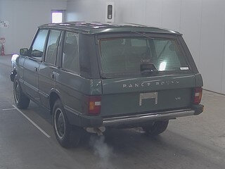 RANGE ROVER CLASSIC VOUGE SE 1991 - RECENT JAPANESE IMPORT  For Sale (picture 2 of 6)