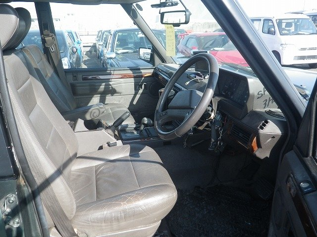 RANGE ROVER CLASSIC VOUGE SE 1991 - RECENT JAPANESE IMPORT  For Sale (picture 3 of 6)