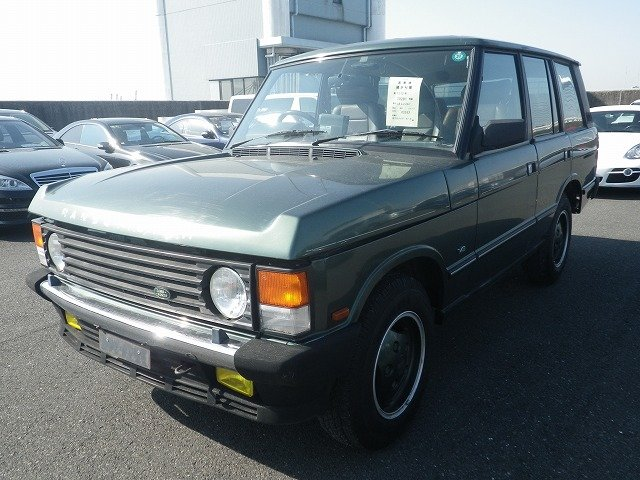 RANGE ROVER CLASSIC VOUGE SE 1991 - RECENT JAPANESE IMPORT  For Sale (picture 5 of 6)