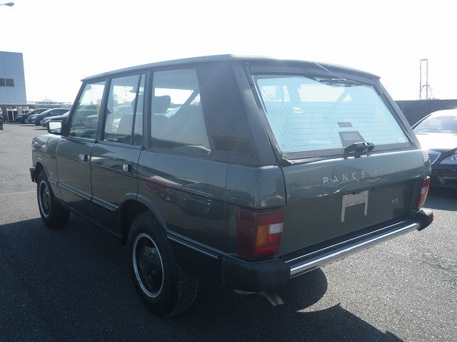 RANGE ROVER CLASSIC VOUGE SE 1991 - RECENT JAPANESE IMPORT  For Sale (picture 6 of 6)