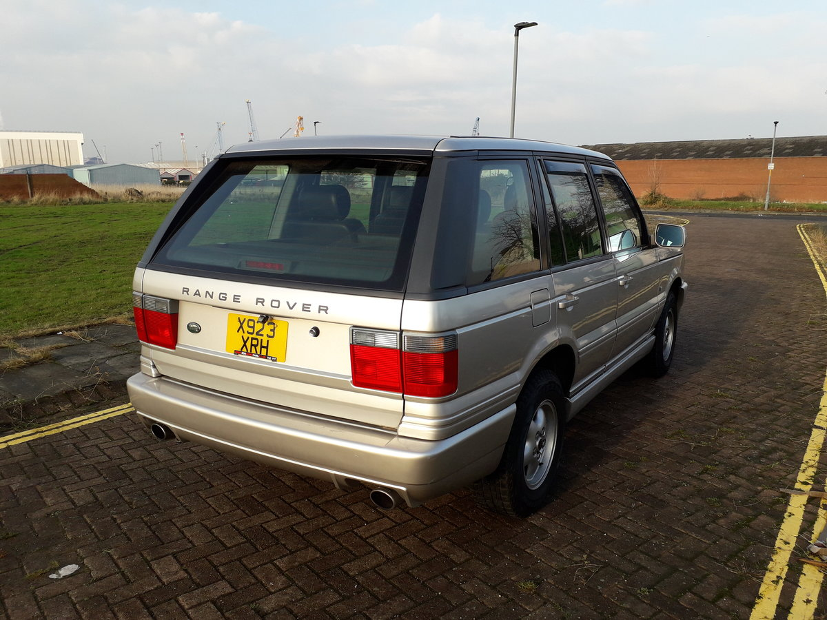 SOLD  - RANGE ROVER P38 2000 MODEL  FROM JAPAN  SOLD (picture 4 of 6)