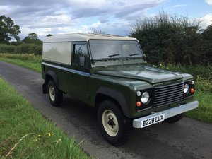 1984 Land Rover 110, clean sound useable truck