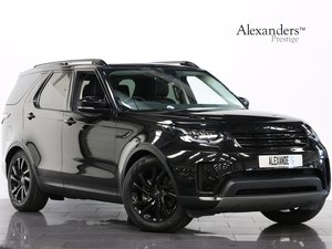2018 18 18 LAND ROVER DISCOVERY 5 HSE AUTO For Sale