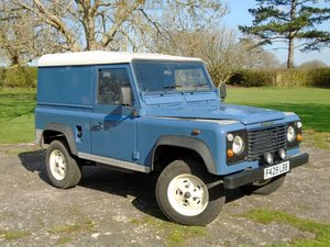 1988 Land Rover 90 For Sale by Auction