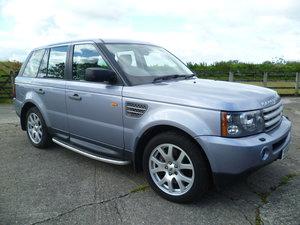 2008 Range Rover HSE TDV6 Auto