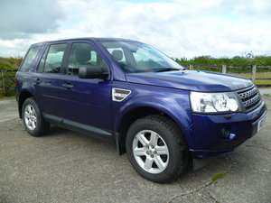 2011 Freelander 2 GS TD4 For Sale