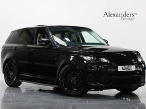 2016 16 66 RANGE ROVER 5.0 S/C V8 SVR AUTO For Sale