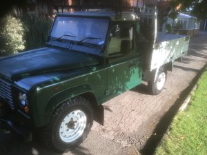 Picture of 2006 Land Rover Defender Drop Side SOLD