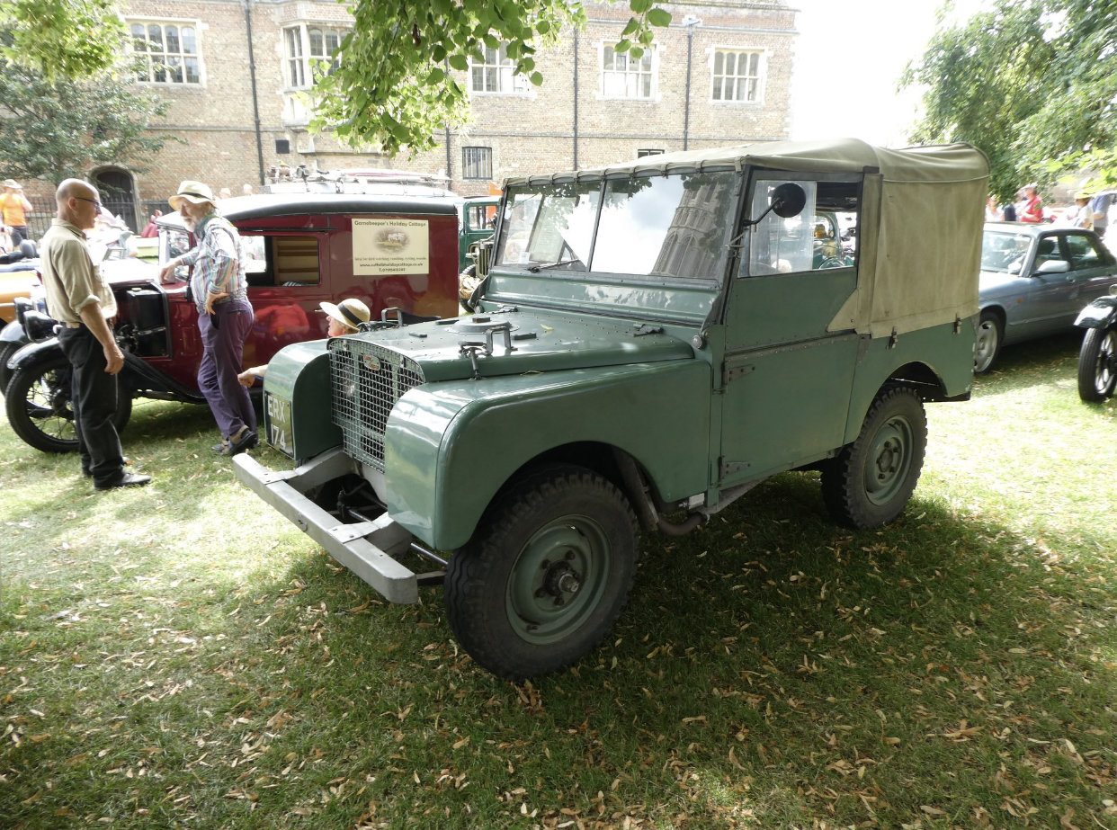 1948 Landrover Series 1 For Sale (picture 1 of 5)