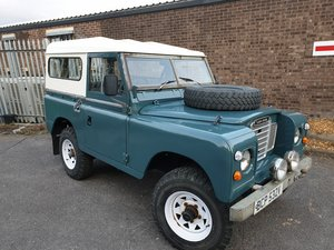 1980 Landrover Series 3 88inch Very Original