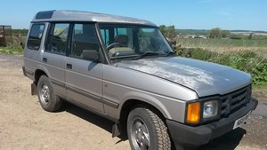 1992 Land Rover Disco Early D1 3.5i man 5d low mileage For Sale
