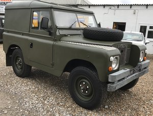 "1969 Land Rover 88"" Series 2a  SOLD"