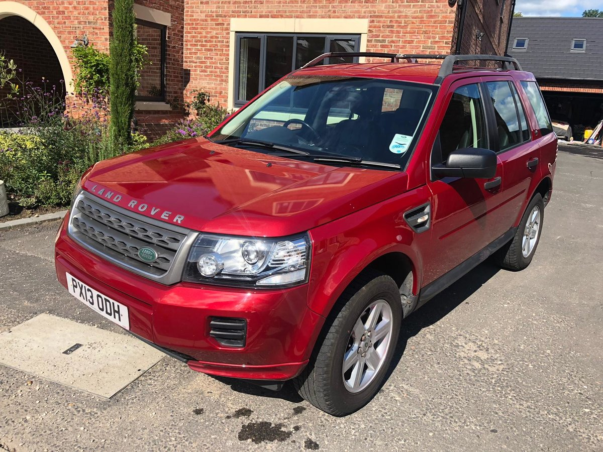 2013 Landrover freelander2 GS For Sale (picture 1 of 6)