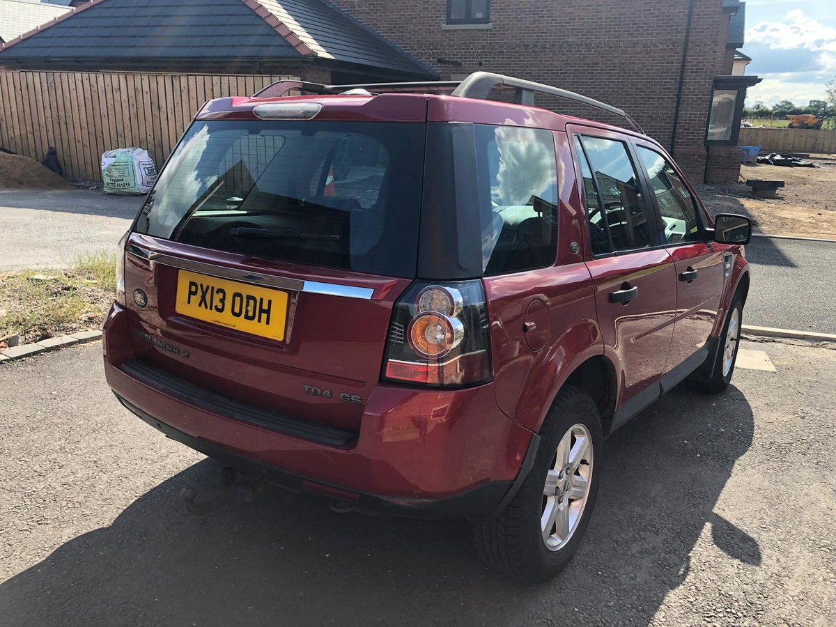 2013 Landrover freelander2 GS For Sale (picture 3 of 6)