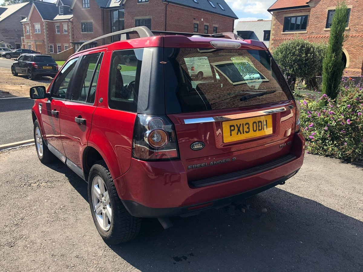 2013 Landrover freelander2 GS For Sale (picture 4 of 6)
