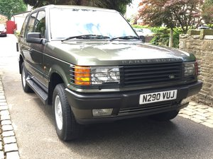 1995 Range Rover P38 4.6 V8 HSE For Sale