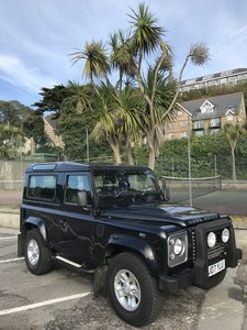2007 (07) Land Rover Defender 90 2.4 TDi XS For Sale