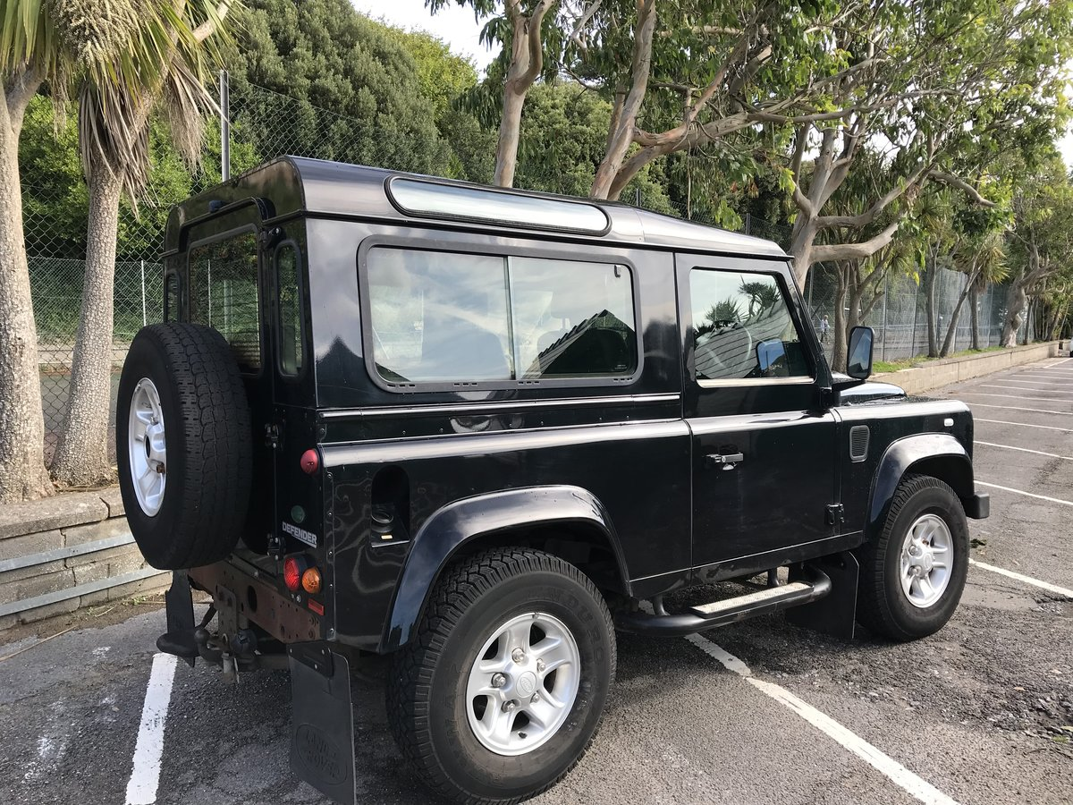 2007 (07) Land Rover Defender 90 2.4 TDi XS For Sale (picture 4 of 6)