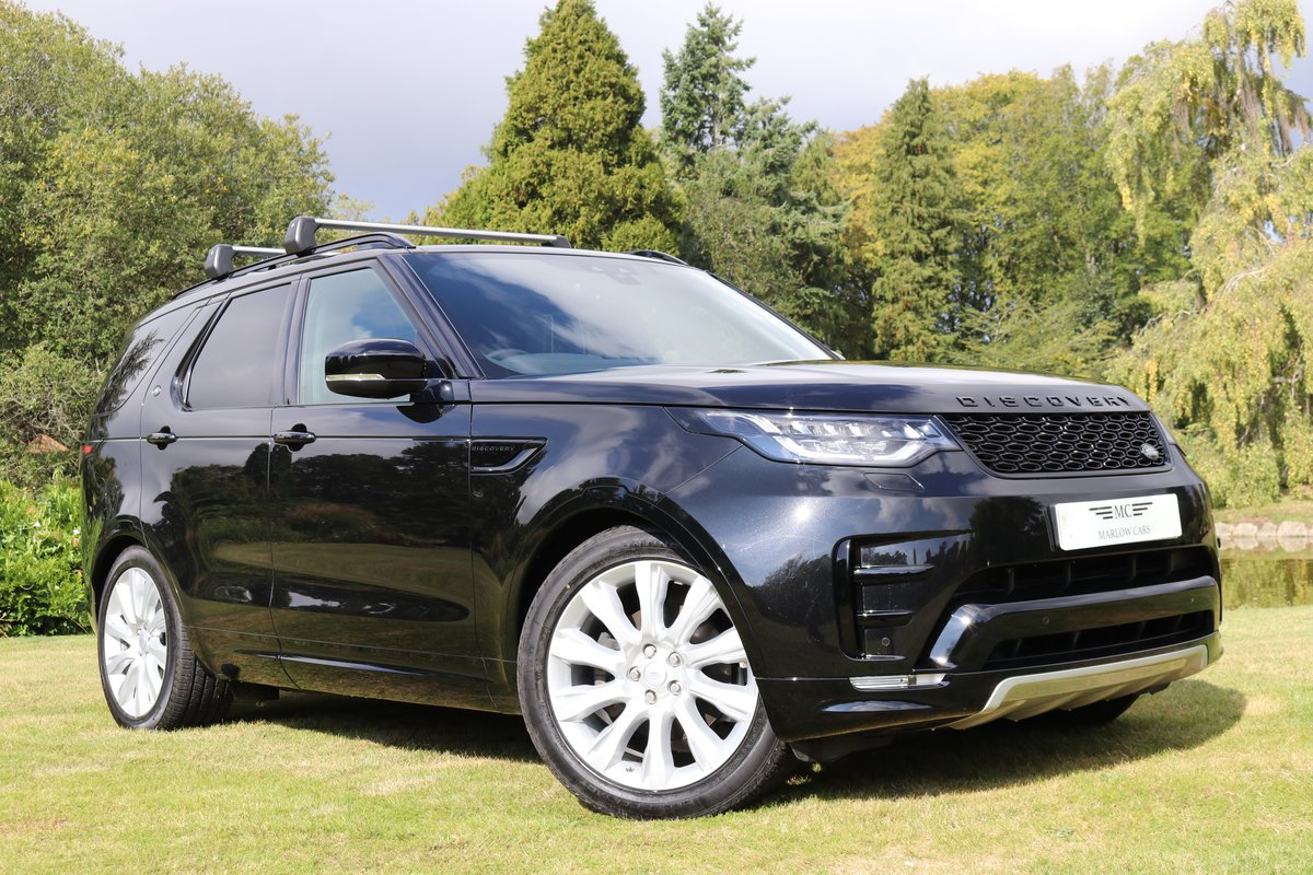 2018 LAND ROVER DISCOVERY HSE DYNAMIC For Sale (picture 1 of 6)