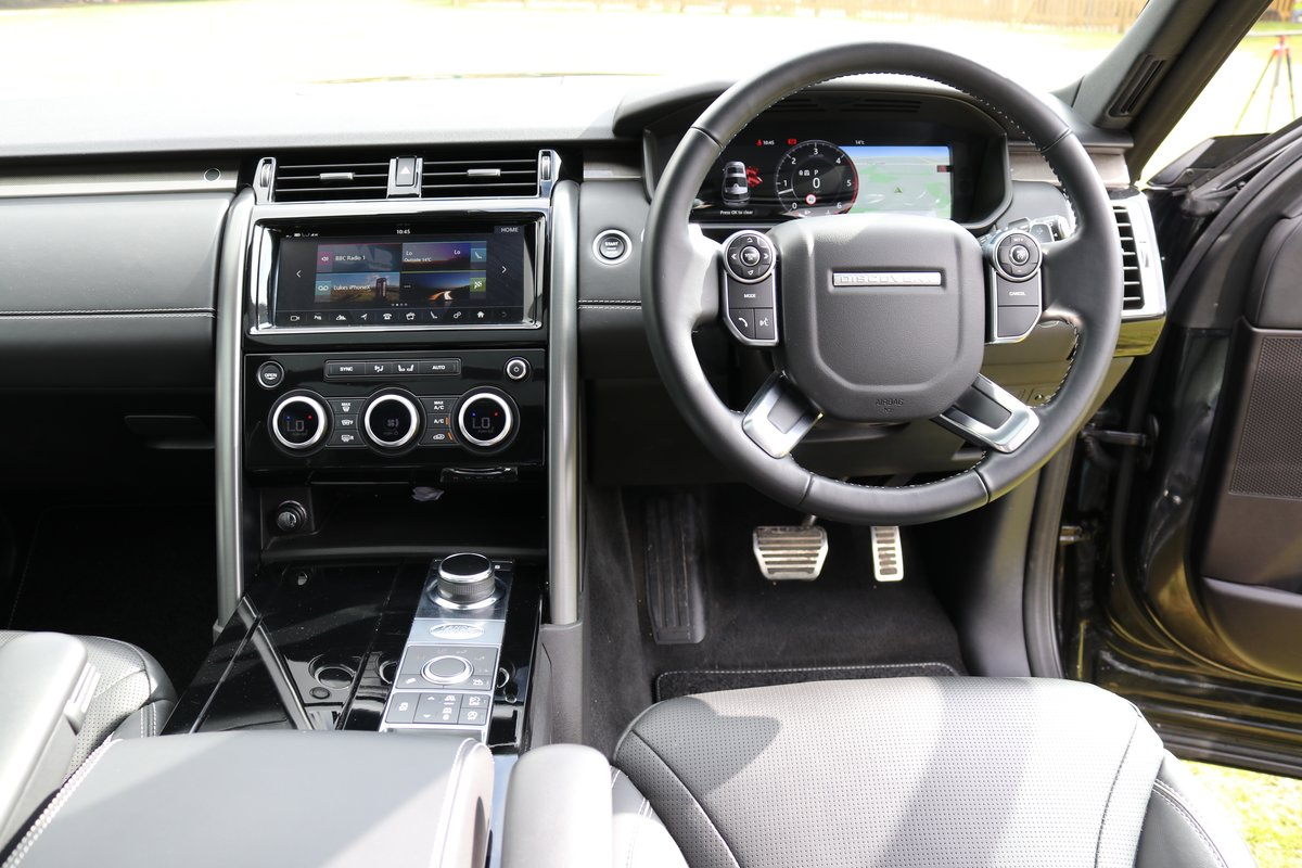 2018 LAND ROVER DISCOVERY HSE DYNAMIC For Sale (picture 6 of 6)