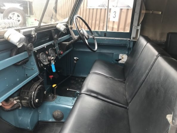 1959 Land Rover ® Series 2 *MOT & Tax Exempt Soft-Top* (LSL) For Sale (picture 4 of 6)