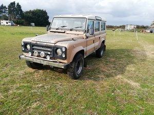 1983 Land Rover V8 petrol auto