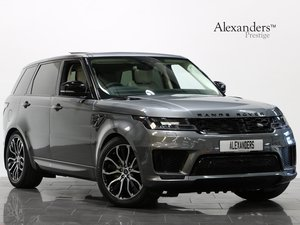 2019 19 19 RANGE ROVER SPORT AUTOBIOGRAPHY DYNAMIC AUTO For Sale