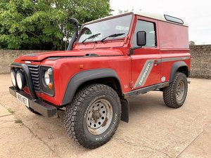 1995 Defender 90 300TDi county hardtop MOT 08/2020 SOLD
