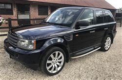 2006 Range Rover Sport HSE - Barons Friday 20th September 2019 For Sale by Auction