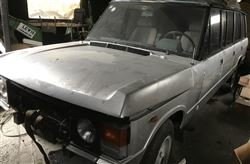 1984 R/Rover Glenfrome Portway 6 Dr - Barons Friday 20 Sept 2019 For Sale by Auction