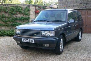 2002 Land Rover Range Rover Vogue For Sale by Auction