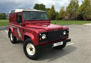 Picture of 1997 DEFENDER 90 COUNTY HARD TOP 300 Tdi **IMMACULATE EXAMPLE** For Sale