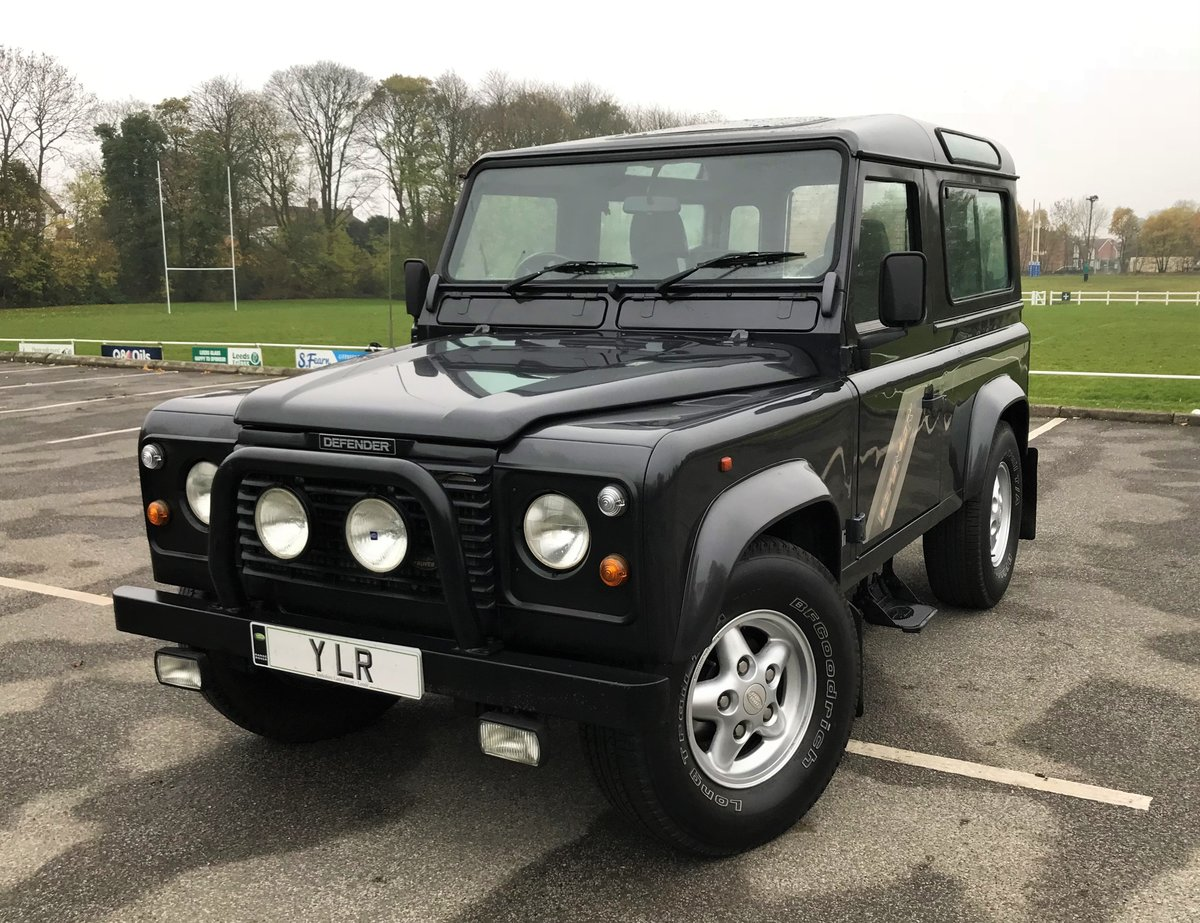 1996 Defender 90 County Station Wagon 300 Tdi 1 OWNER 63,000 mile For Sale (picture 1 of 6)
