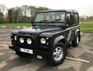 1996 Defender 90 County Station Wagon 300 Tdi 1 OWNER 63,000 mile For Sale