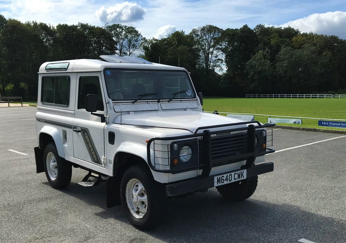 1994 Defender 90 CSW 300 Tdi 'TIME WARP' 1 OWNER 36,000 MILES! For Sale (picture 1 of 6)