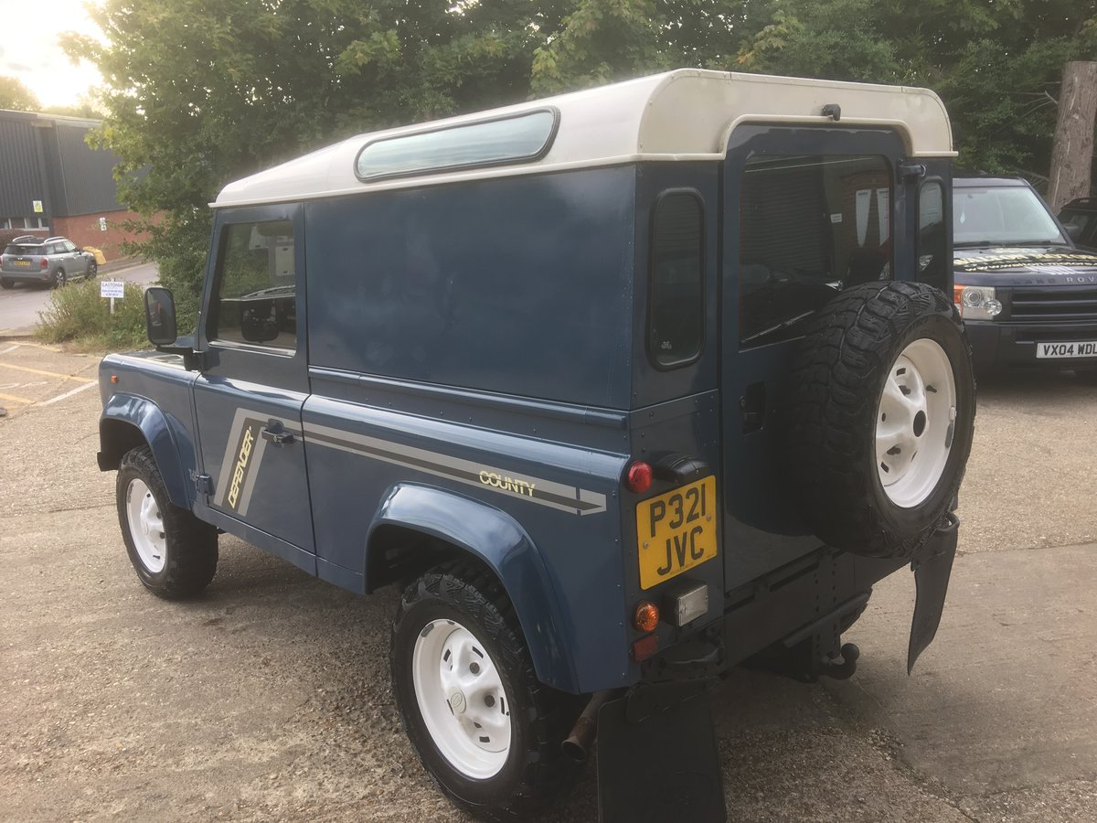 1996 Land rover defender 90 300 tdi county For Sale (picture 4 of 6)