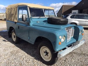 1977 Land Rover ® Series 3 MOT & Tax Exempt *Power Steering*(SJD) For Sale