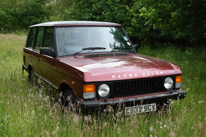 1985 Range Rover Classic 5 door V8 For Sale
