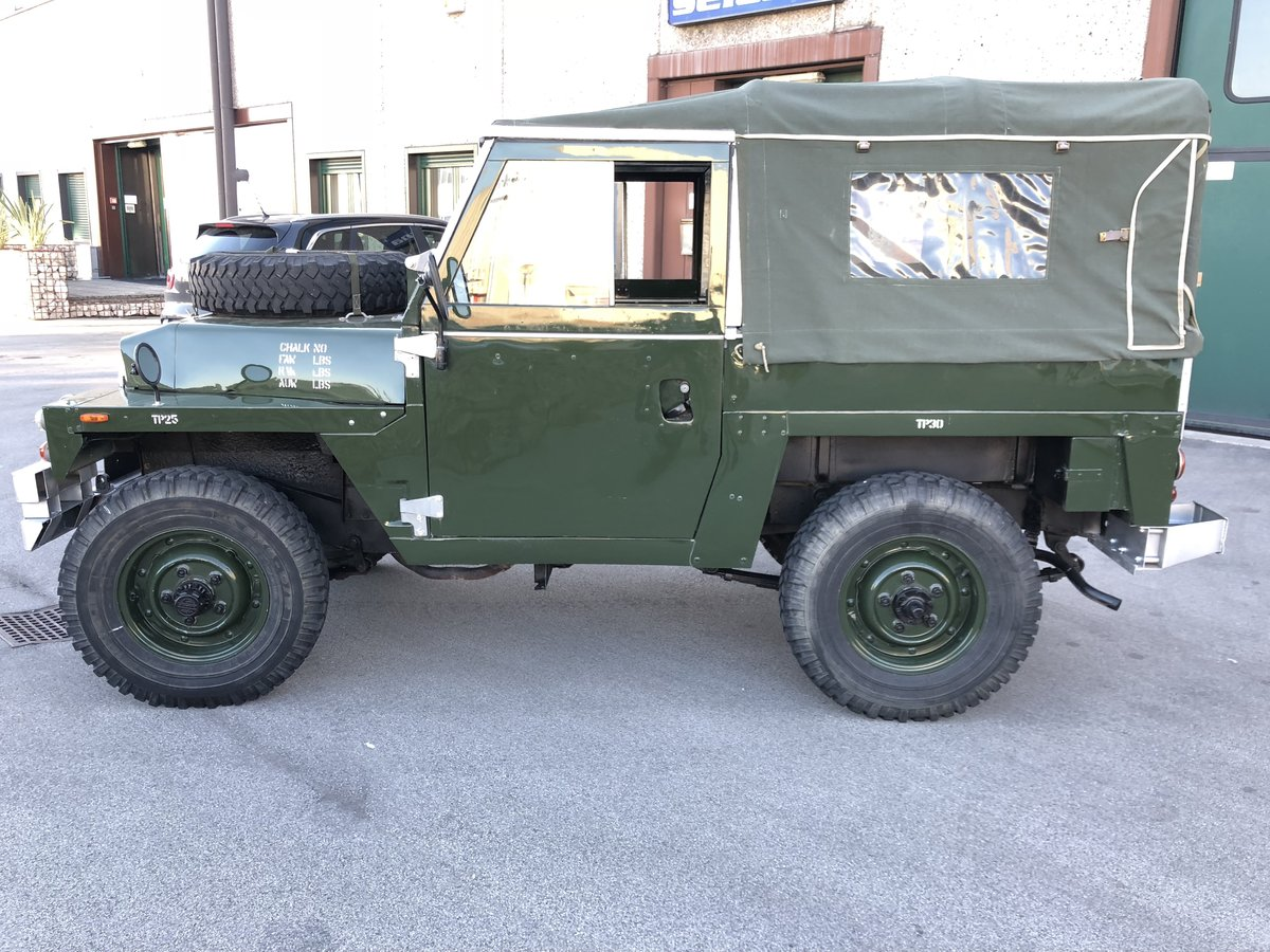 1968 IIA Half ton Lightweight For Sale (picture 1 of 6)