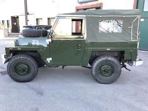 1968 IIA Half ton Lightweight For Sale