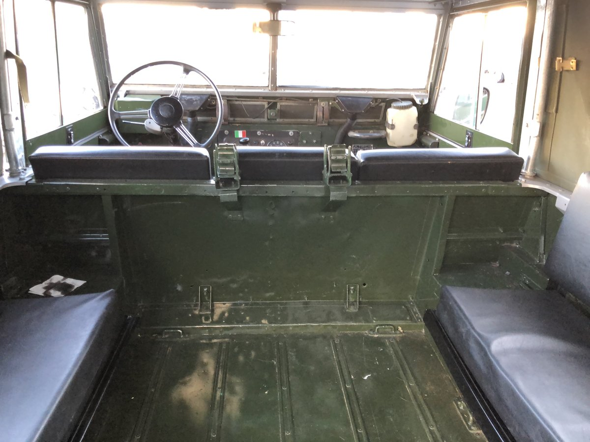 1968 IIA Half ton Lightweight For Sale (picture 5 of 6)