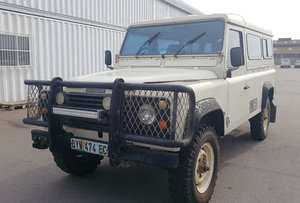 1988 Land Rover 110 Hardtop 3dr V8 (RHD) For Sale